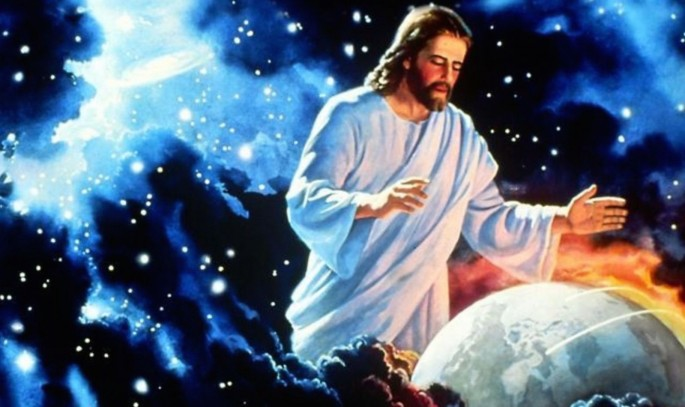 God Wallpapers Jesus creation (1)