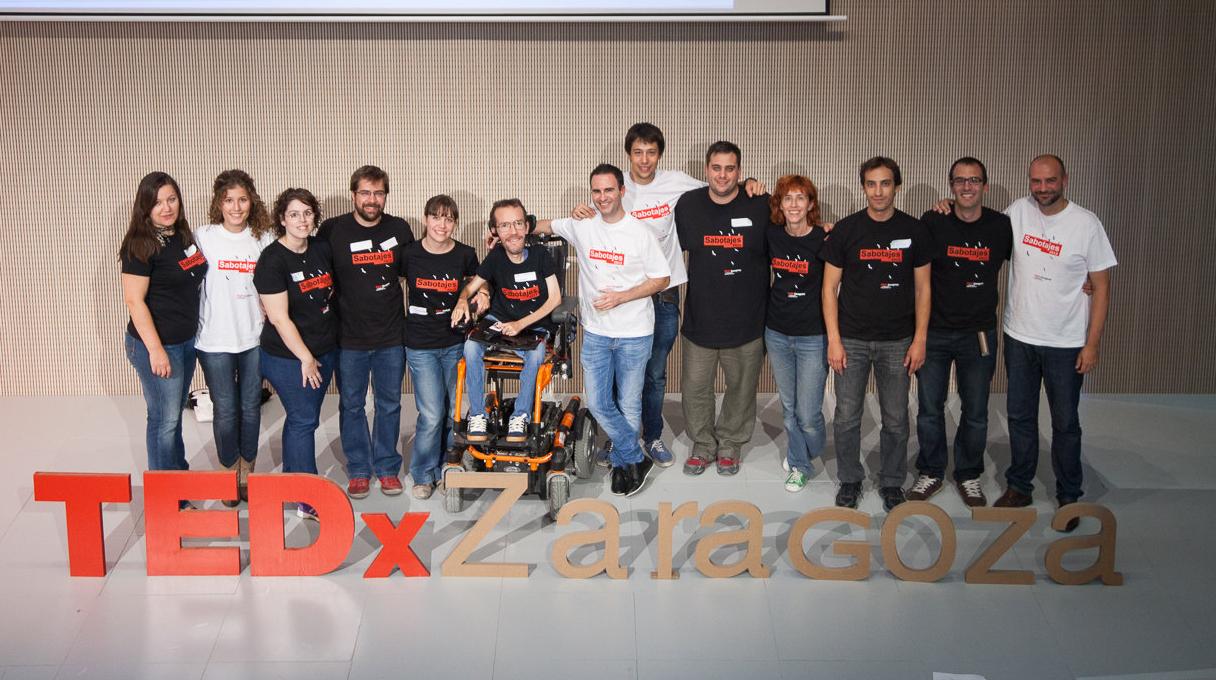 TEDxZaragoza, España, Zaragoza, Zaragoza, ESP